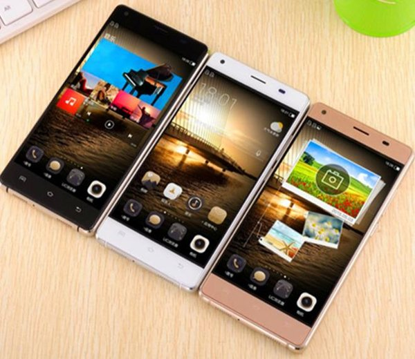 New dual 4G dual card dual standby, mobile 4G ultra-thin 5 inch large screen Unicom 4G, student cheap smart phone wholesale