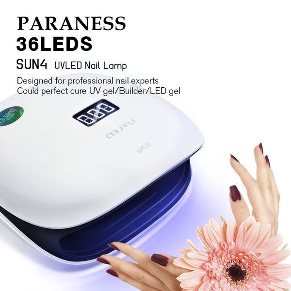 Paraness ad alta potenza per unghie tutti i gel smalto per unghie 48 W lampada UV Gel LED Lampada per unghie del sensore LED Light Art Manicure Tools