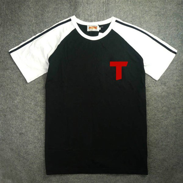 Anime Captain Tsubasa Cosplay Costume Kojiro Hyuga NO 10 Short Sleeve Men Jersey T-shirt M-2XL New Free Shipping