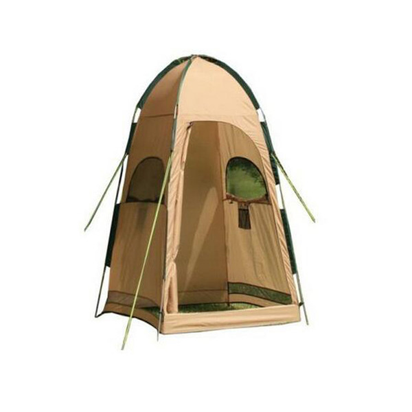 online store 62b1e c5d5a Portable Shower Tent Outdoor Waterproof Tourist Tents Single Beach  FishingTent Folding Awning Camping Toilet Changing Light Room Folding Tent  Car ...