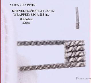 Großhandel Authentische Xfkm 316l Edelstahl Alien Clapton ...