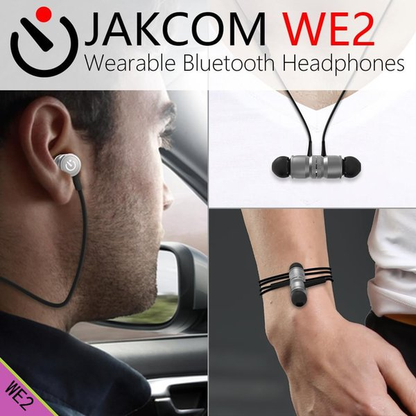 JAKCOM WE2 Wearable Wireless Earphone Hot Sale in Headphones Earphones as china bulk site cayin mp3 player
