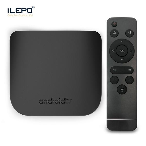 M8S PLUS W Amlogic S905W Quad Core Android 7.1 Tv Box 1GB 8GB Ultra Thin Smart Media Player 2.4G WiFi 4K Mini PC TV BOX