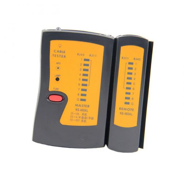 Professional USB Cable Tester LAN Ethernet For RJ45 RJ11 Test Tool Cat5 Cat6 Wire Line Detector XXM8