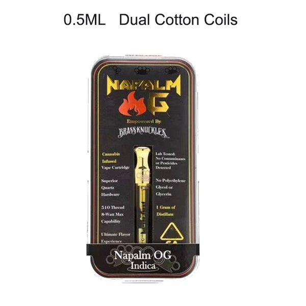 Naplam 0.5ml Dual Cotton