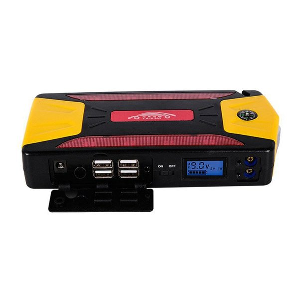 Mini Portable 82800mAh Pack Car Jump Starter Multifunction Emergency Charger Power Bank Battery 600A AU Plug