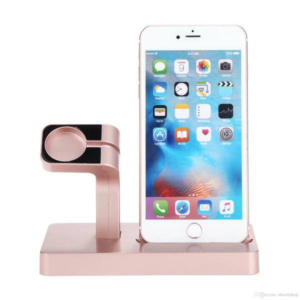 TOP sell hot sell Big discout Portable Charging Dock Station Night Stand Charger Holder FOR iphone multi color e400