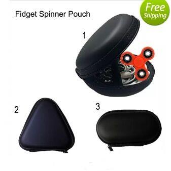 3 Türleri Fidget Spinner Kılıfı El Spinner Oyuncaklar Canlı Saklama Torbaları Anahtar Telefon Kablosu Bluetooth Kulaklık USB CD Kartı Saklama Çantası Taşınabilir Kılıfları