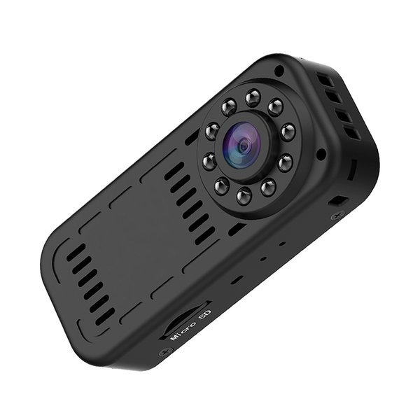 PUAroom 1080P Wireless Infrared Mini camera Motion detection alarm camera