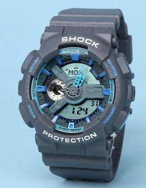 Top High Quarz G Style Shock Armbanduhren Männer Neue Ankunft Oudoor Led Schwimmen Uhren Digital Analog Herren Multifunktions Sport 2019 Watche