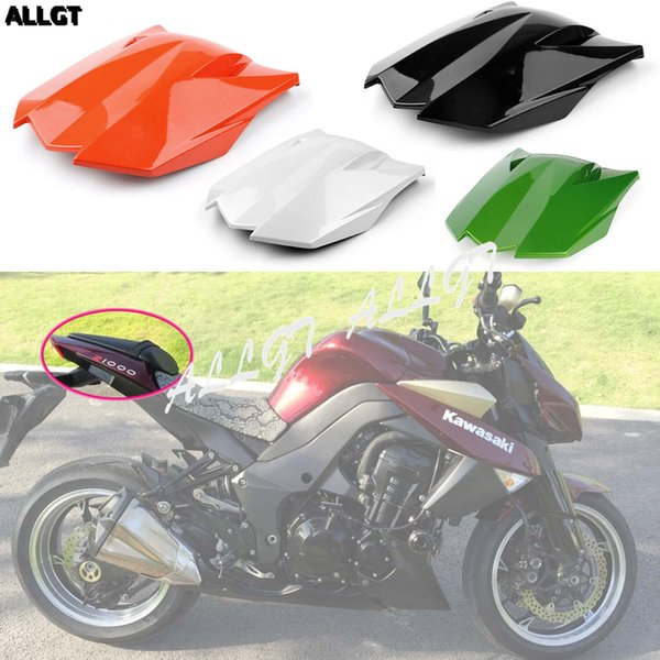 Pleasant Motorcycle Rear Seat Cowl Cover Tail Fairing For Kawasaki Z1000 2010 2011 2012 2013 Green Black Canada 2019 From Dreambest Cad 87 78 Dhgate Canada Andrewgaddart Wooden Chair Designs For Living Room Andrewgaddartcom