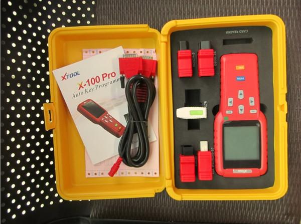 super Original XTool X100 Pro Auto Key Programmer X 100 Pro X100+ Updated Version X-100 Pro ECU & Immobilizer Programmer Update Online