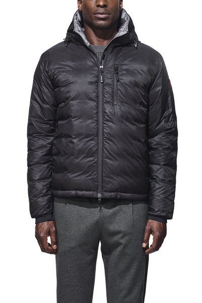 MEN LODGE HOODY Brand top copy men Winter jacket men thin Jacket Winter Best Quality Warm Plus Size Man Down parka Arctic Coat