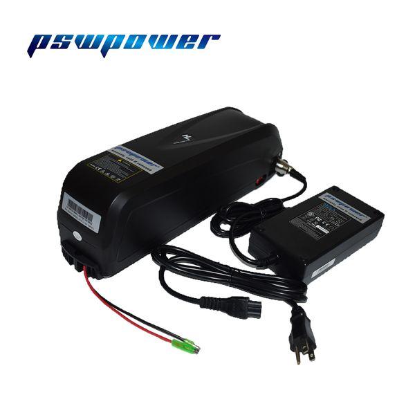 Europe or USA stock Hailong Electric Bike Battery Pack 48V 13Ah 14.5Ah 17.5Ah 36V 13Ah for bafang BBS02B 750W BBSHD 1000W motor