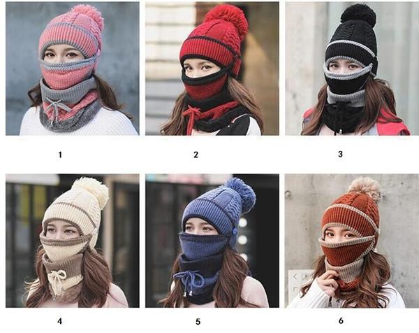 hat+mask+scarf