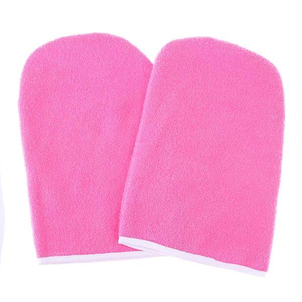 Gants de main de protection de cire de paraffine de conservation de la chaleur pour réchauffeur de cire plus chaud
