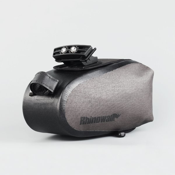 Outdoor Full Waterproof TPU Cycling Mountain Bike Bags Bicycle Saddle Bag Back Seat Tail Pouch Bike Pannier Package