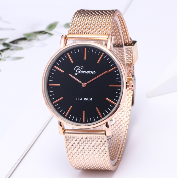 (In stock)HOT Famous Brand Watches Women Casual Designer Wrist Watch Ladies Fashion Luxury Quartz Watch Table Clock Reloj Mujer Orologio