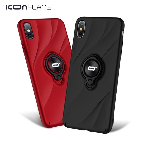 Luxury Magnetic Ring Stand Case For iphone XS XR XS Max Full Cover Case for Apple iphone XS Max XR Women Men Phone Pouch