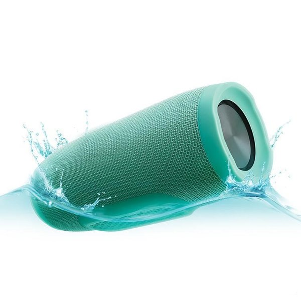 2018 Hot sale Charg e3 Bluetooth Speaker Portable Wireless Speakers Outdoor Waterproof Subwoofer Stereo Powerbank 1200mAh Battery In Stock