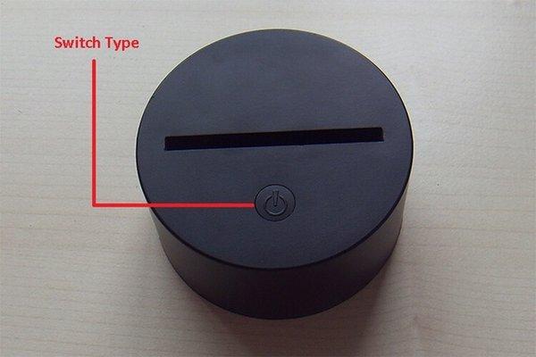 Tipo de interruptor