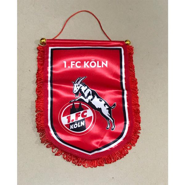 Großhandel Flagge Der Deutschen 1. FC Köln Übergabe Flagge 30cm * 20cm  Größe Dekoration Flagge Banner Für Hausgarten Festlich Von Huyongkui, $6.03  Auf ...