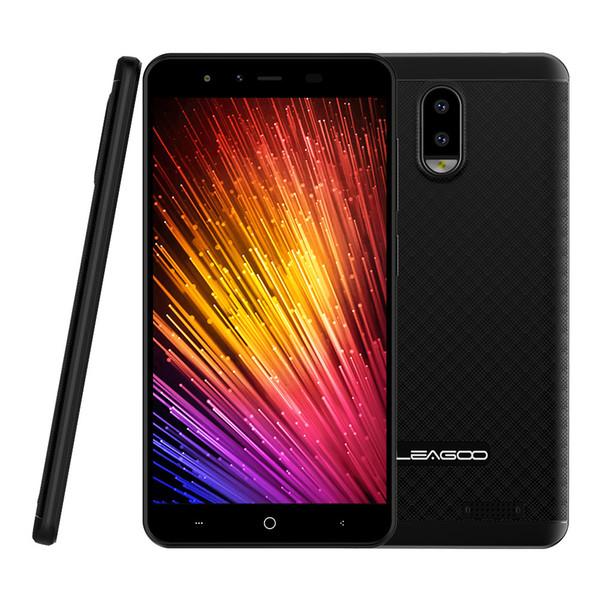 LEAGOO Z7 5.0 Inch Samrt 4G 3000mAh Mobile Phone SC9832A Quad Core Android 7.0 5MP+2MP 1GB RAM 8GB ROM GPS Bluetooth Dual Rear Camera Dual S