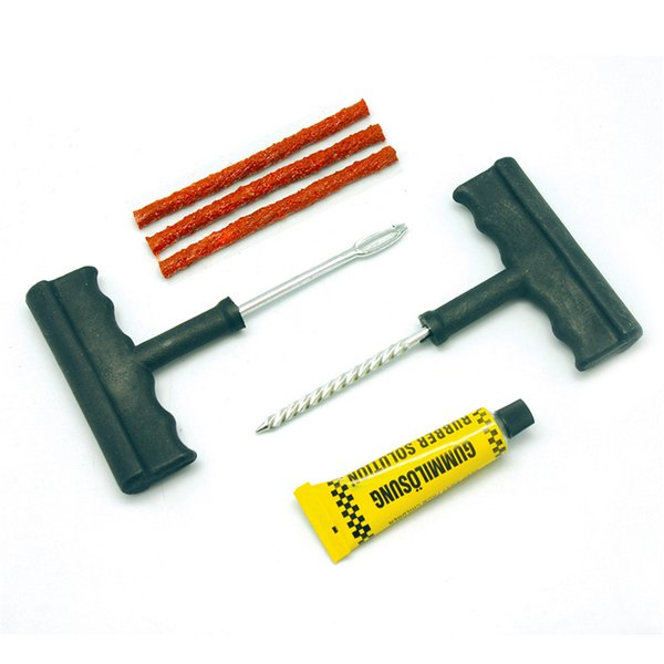 BIRIM Acil Lastik Tamir Aracı Set Lastik Tamir Mühürler Kauçuk Şerit
