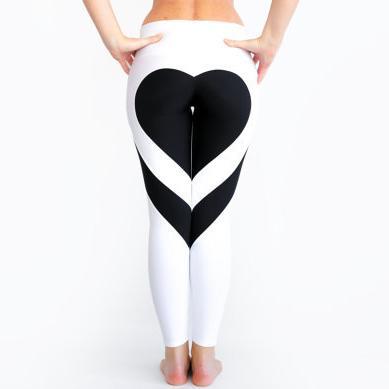 Leggings economici delle donne 2018 stampato leggings sottili di alta qualità spingono verso l'alto yoga pantaloni sexy leggins s-xl donna leggings pantaloni FS5757