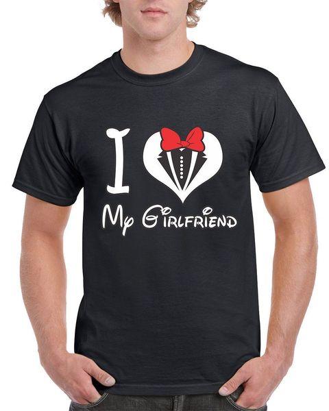 T-Shirt Mickey Tuxedo della mia amica