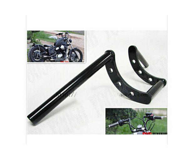Universal Motorcycle Drag Handlebars 1 Z Bars For Motorcycle Street Bike  Dual Sport Bike Chopper Custom Cruisers