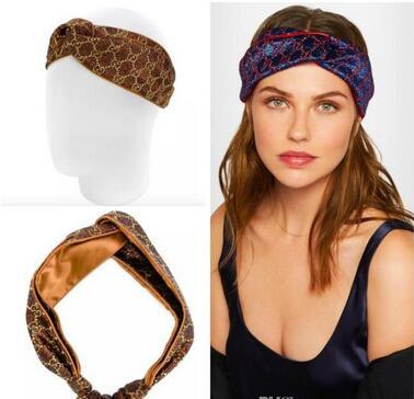 Sport headband Elastic Headband for Women and Men Best Luxury Greed and Red Striped Hair bands Head Scarf For Women Girl Headwraps Gifts