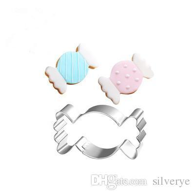 Sugar & Rainbow stainless steel cookie cutter high quality/ Animal bread mold biscuit stamp patisserie pastry tool