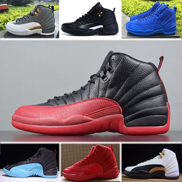 b793112feff893 Acquista Nike Nike Nike Air Jordans Retro 12 Basketball scarpe Nuove Scarpe  Di f06d7d