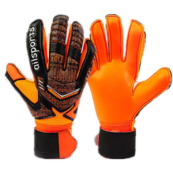 2019 Marke Nk Kinder Männer Torwarthandschuhe Professionelle Torwarthandschuh Anti-Rutsch-Handschuhe-Latex Sportschuhe