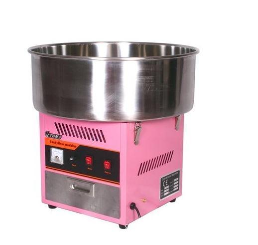 buena calidad eléctrica fabricante de dulces de azúcar hilo de caramelo que hace la máquina fiesta de azúcar justo GRATIS palos envío gratis 220 v / 220 v
