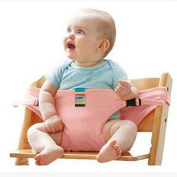Baby Chair Portable Seat Belt Infant Seat Product Toddler Feeding Lunch Safety High Chair Shoulder Strap Infant chair seat Belt BKS02