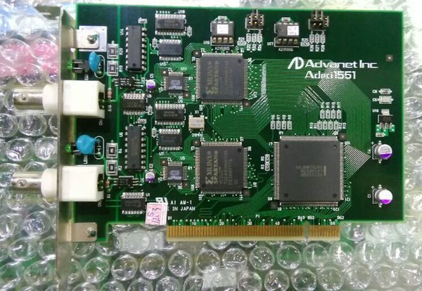 100% рабочая для (Advanetбыл Adpci1551 сетевое ЧКВ)(супер АОС-гг-И2 процессор Intel 82575EB PCI-е Х4 )(Интел 9404PT 82571 PCI-е Х4 ИБМ 39Y6138)