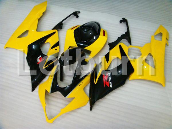Plastic Fairing Kit Fit For Suzuki GSXR GSX-R 1000 GSXR1000 GSX-R1000 2005 2006 K5 Fairings Set Custom Made Motorcycle Bodywork A308