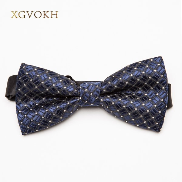 Men's Bow Tie formal necktie boy Fashion business wedding Polyester Bowtie Male Dress Shirt Bow Ties Cravats Accessories gift