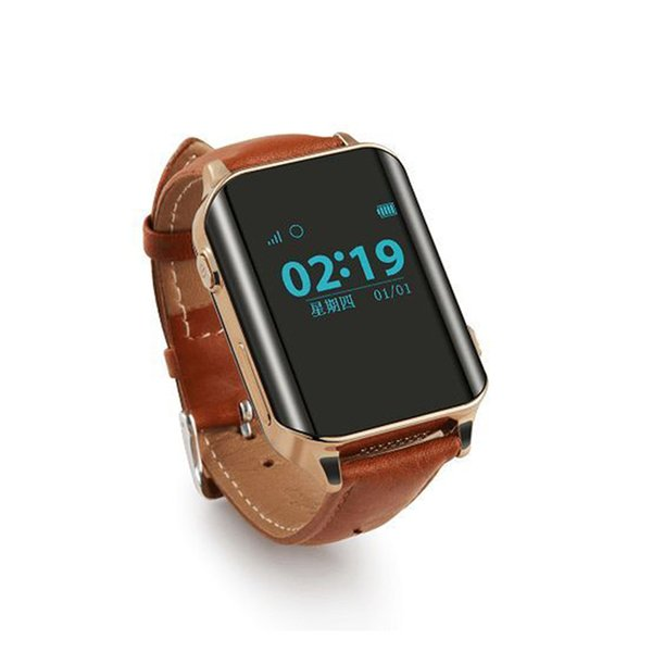 A16 Smart Watch GPS Tracker Smart GPS Watch Locator For Elderly locating Heart Rate Monitor Wristwatch Support SIM Card tracking