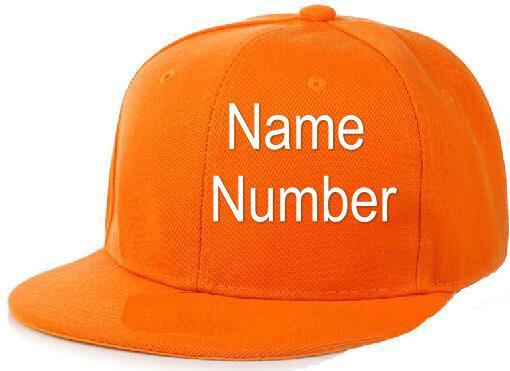 Создайте свое имя и номер