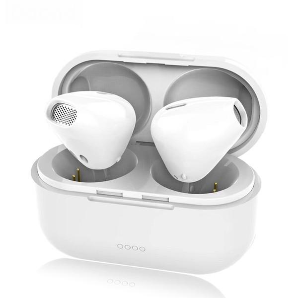 Yeni Bluetooth Mini Çift kulak Kulakiçi Kulaklık ip8x TWS Kablosuz Hava Kulaklıklar pods için mic ile IPhone x 8 7 Artı Android cep telefonu