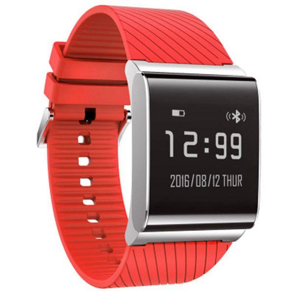 X9 mais inteligente pulseira atividade rastreador monitor de freqüência cardíaca inteligente pulseira de relógio de pulso pressão arterial para ios android phone