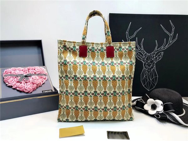 luxury brand handbags shopping bag designer handbags tote clutch bag flax pineapple pattern vintage style big capactity