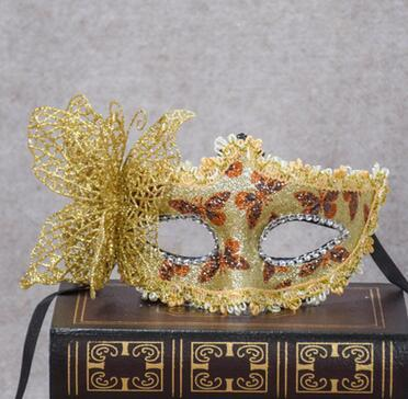 a99 Masquerade Mask Painted party butterfly mask