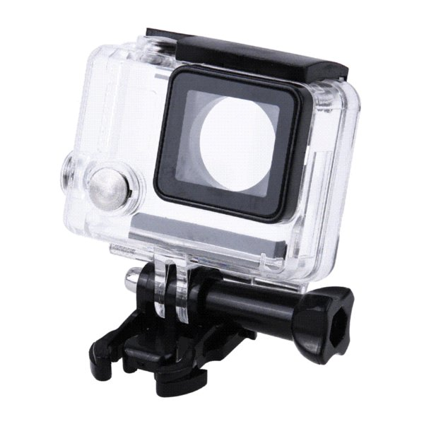 Standard Side Open Protective Case Protective Housing Case Skeleton for GoPro Hero 3/3+/4 action camera accessories