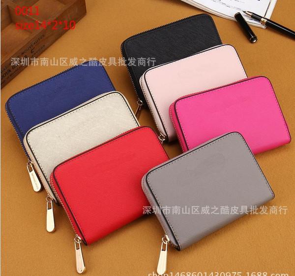 hot! Wholesale M Series KAN Designer Fashion Single Zipper Cross Pattern Wallet Cheap Luxury women Pu Leather Wallet SHORT Wallet