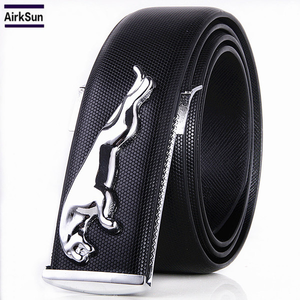 2017 Famous  Designer High Quality Genuine Leather Pin Buckles Mens Belts Wide  Male Cowskin Belt Unisex