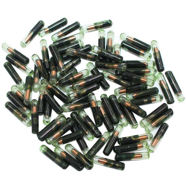 20pcs / lot Autoschlüssel Chip Blank OEM ID48 Chip Autotransponder Glas ID 48 entsperren Chip hohe Qualität Großhandel Chips
